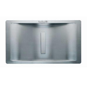 Lavabo Wave Steel badvask