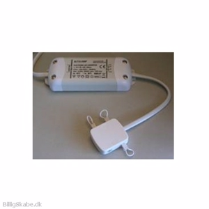 LED Transformer med 6 udtag